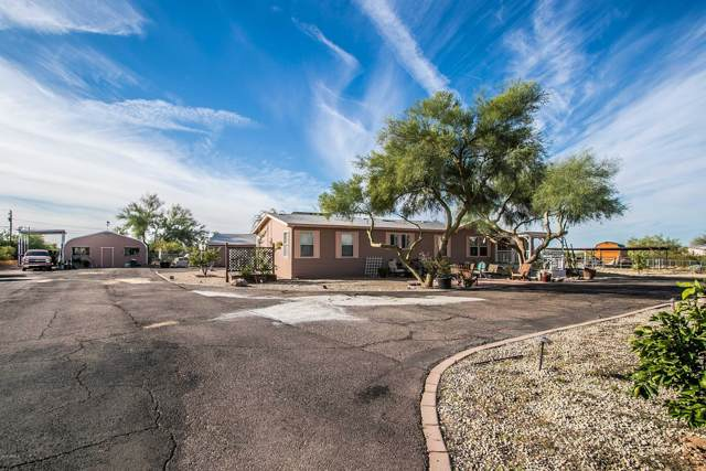 527 W Lost Dutchman Boulevard, Apache Junction, AZ 85120 (MLS #6005666) :: Riddle Realty Group - Keller Williams Arizona Realty