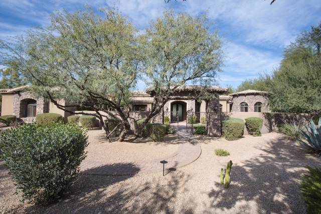 6020 E Doubletree Ranch Road, Paradise Valley, AZ 85253 (MLS #6005669) :: Lux Home Group at  Keller Williams Realty Phoenix