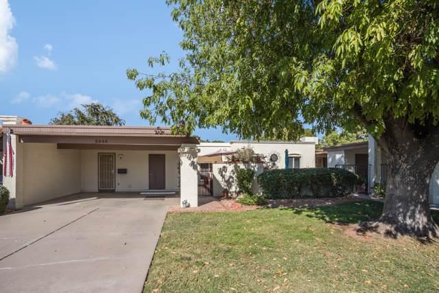 2922 W Lamar Road, Phoenix, AZ 85017 (MLS #6005671) :: CC & Co. Real Estate Team