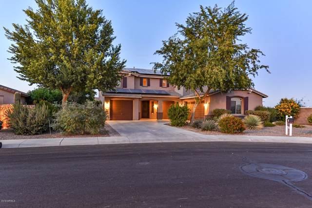 2772 E Carob Drive, Gilbert, AZ 85298 (MLS #6005681) :: Revelation Real Estate