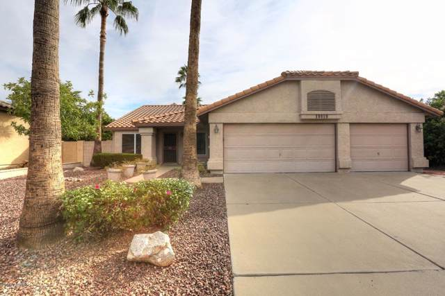 19019 N 36TH Way, Phoenix, AZ 85050 (MLS #6005690) :: CC & Co. Real Estate Team