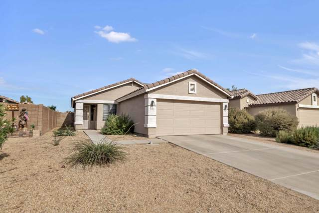 998 E Greenlee Avenue, Apache Junction, AZ 85119 (MLS #6005709) :: The Bill and Cindy Flowers Team