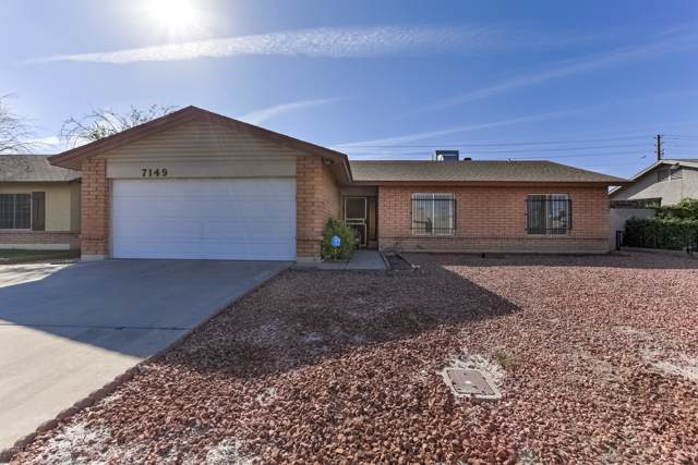 7149 W Pasadena Avenue, Glendale, AZ 85303 (MLS #6005715) :: The Daniel Montez Real Estate Group