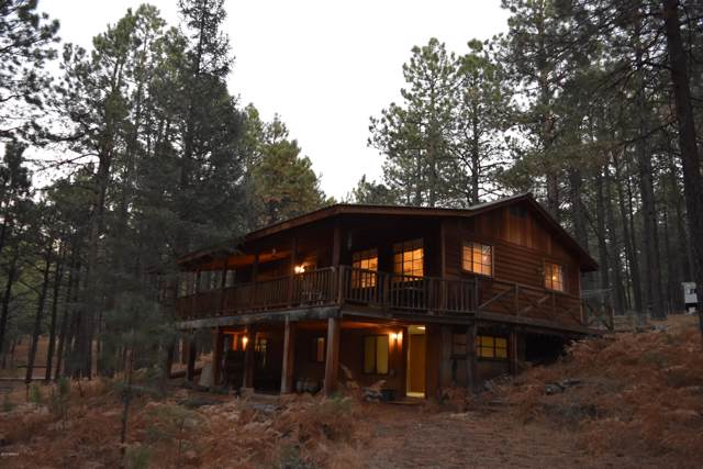 2580 Tom Loop, Forest Lakes, AZ 85931 (MLS #6005737) :: CC & Co. Real Estate Team