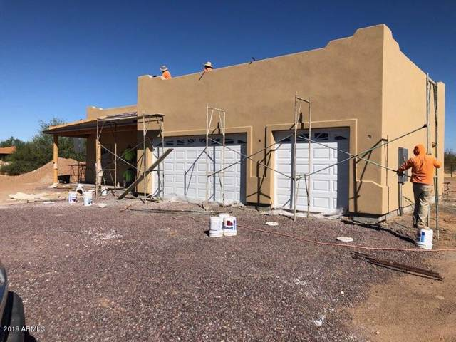 21724 W Lone Mountain Road, Wittmann, AZ 85361 (MLS #6005740) :: The Laughton Team