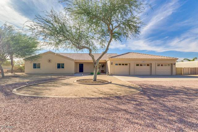 605 W Irvine Road, Phoenix, AZ 85086 (MLS #6005758) :: Yost Realty Group at RE/MAX Casa Grande