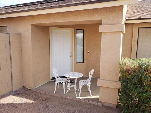 624 E Arizona Avenue, Buckeye, AZ 85326 (MLS #6005765) :: Riddle Realty Group - Keller Williams Arizona Realty
