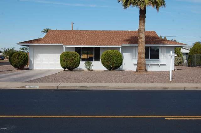 10644 W Sun City Boulevard, Sun City, AZ 85351 (MLS #6005781) :: CC & Co. Real Estate Team