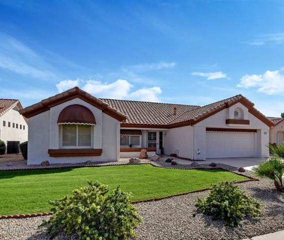 14213 W Sky Hawk Drive, Sun City West, AZ 85375 (MLS #6005788) :: CC & Co. Real Estate Team