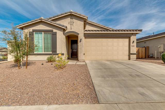 2192 W Garland Drive, Queen Creek, AZ 85142 (MLS #6005792) :: CC & Co. Real Estate Team
