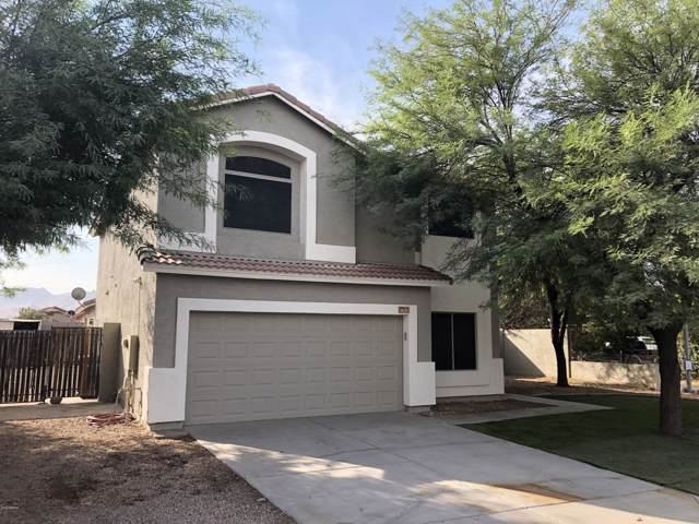 1635 W Dunbar Drive, Phoenix, AZ 85041 (MLS #6005803) :: CC & Co. Real Estate Team