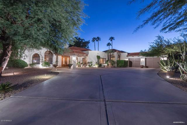 8205 E Adobe Drive, Scottsdale, AZ 85255 (MLS #6005806) :: CC & Co. Real Estate Team