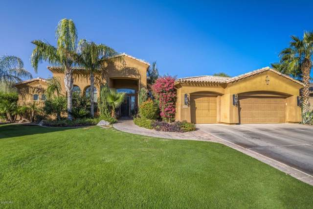 1570 W Grand Canyon Drive, Chandler, AZ 85248 (MLS #6005817) :: Revelation Real Estate