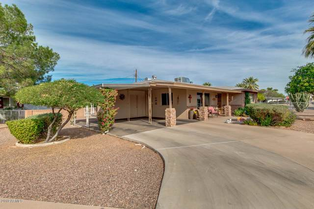 5326 E Casper Road, Mesa, AZ 85205 (MLS #6005819) :: Riddle Realty Group - Keller Williams Arizona Realty