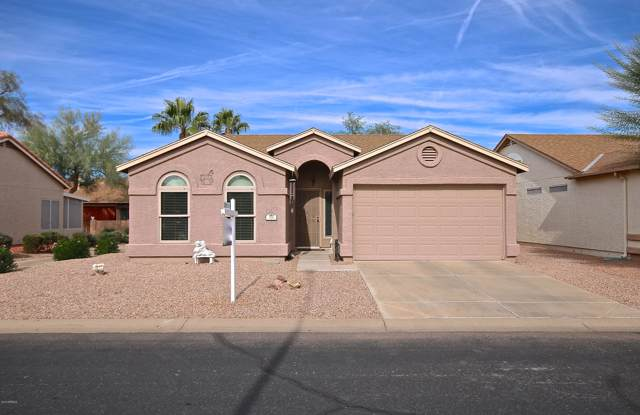 1842 E Peach Tree Drive, Chandler, AZ 85249 (MLS #6005823) :: CC & Co. Real Estate Team