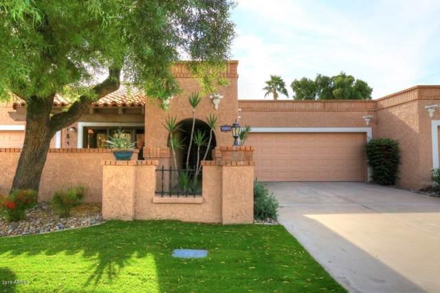 8109 E Via De Viva, Scottsdale, AZ 85258 (MLS #6005833) :: Lux Home Group at  Keller Williams Realty Phoenix