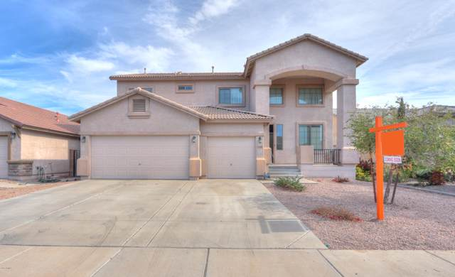 17633 N Vera Cruz Avenue, Maricopa, AZ 85139 (MLS #6005841) :: Yost Realty Group at RE/MAX Casa Grande