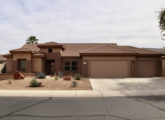 19779 N Hidden Ridge Drive, Surprise, AZ 85374 (MLS #6005843) :: Yost Realty Group at RE/MAX Casa Grande