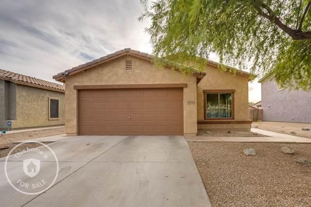 44711 W Gavilan Drive, Maricopa, AZ 85139 (MLS #6005864) :: The W Group