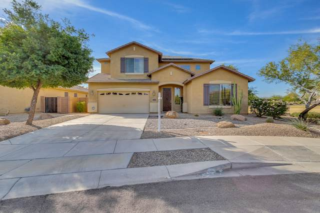 616 S 165th Lane, Goodyear, AZ 85338 (MLS #6005866) :: Brett Tanner Home Selling Team