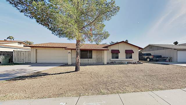 9815 N 47TH Drive, Glendale, AZ 85302 (MLS #6005871) :: The Daniel Montez Real Estate Group