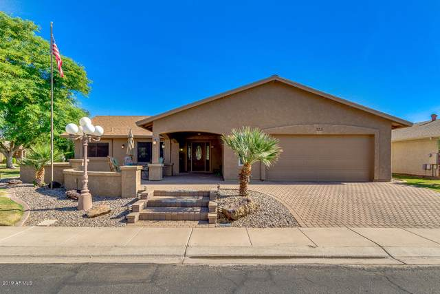 551 Leisure World, Mesa, AZ 85206 (MLS #6005874) :: Riddle Realty Group - Keller Williams Arizona Realty
