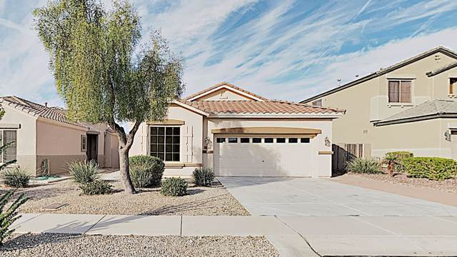 16840 S 30TH Avenue, Phoenix, AZ 85045 (MLS #6005878) :: The Laughton Team