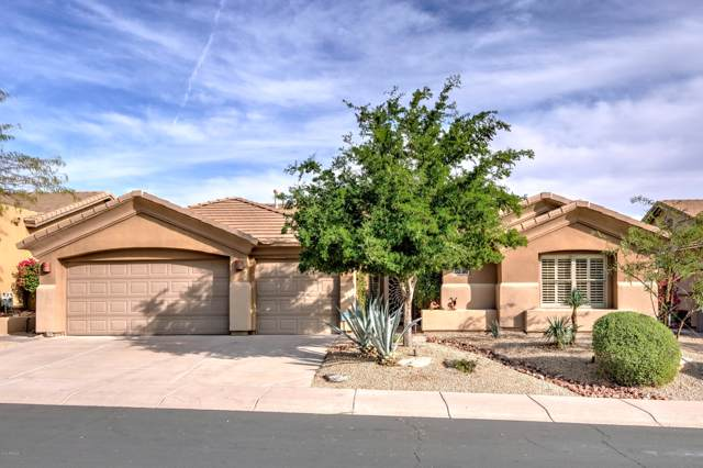 9211 N Longfeather Drive, Fountain Hills, AZ 85268 (MLS #6005895) :: The Kenny Klaus Team