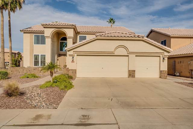 2460 W Toledo Place, Chandler, AZ 85224 (MLS #6005914) :: Arizona 1 Real Estate Team