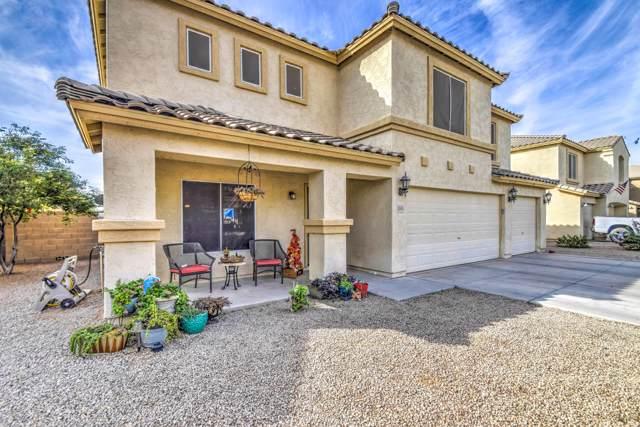 3345 E Sierrita Road, San Tan Valley, AZ 85143 (MLS #6005916) :: Nate Martinez Team