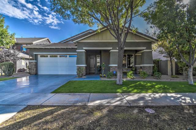 3671 E Palo Verde Street, Gilbert, AZ 85296 (MLS #6005921) :: The Bill and Cindy Flowers Team