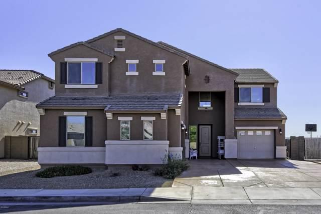 21723 W Hess Avenue, Buckeye, AZ 85326 (MLS #6005923) :: Riddle Realty Group - Keller Williams Arizona Realty