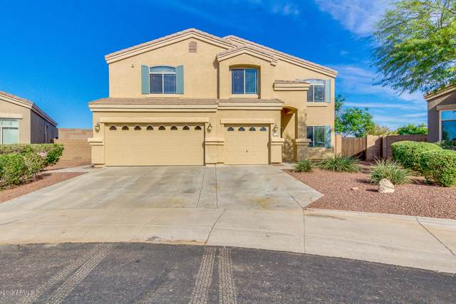 12130 W Electra Lane, Sun City, AZ 85373 (MLS #6005927) :: The Kenny Klaus Team