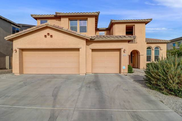 18420 W Desert View Lane, Goodyear, AZ 85338 (MLS #6005934) :: Nate Martinez Team