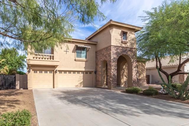 11440 E Spaulding Avenue, Mesa, AZ 85212 (MLS #6005937) :: The Kenny Klaus Team
