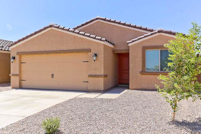 13158 E Aster Lane, Florence, AZ 85132 (MLS #6005940) :: Riddle Realty Group - Keller Williams Arizona Realty
