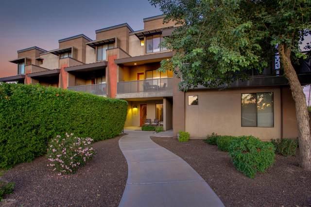 6937 E 6TH Street #1004, Scottsdale, AZ 85251 (MLS #6005945) :: Kepple Real Estate Group
