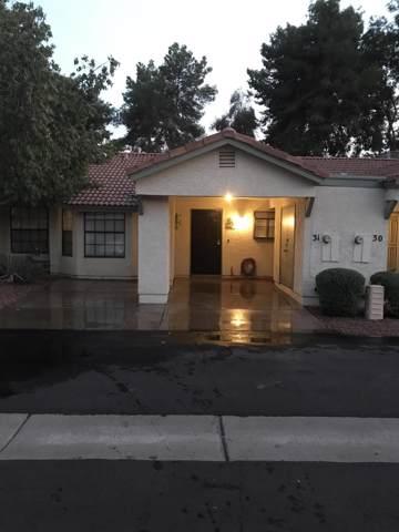 1500 N Sunview Parkway #31, Gilbert, AZ 85234 (MLS #6005947) :: CC & Co. Real Estate Team