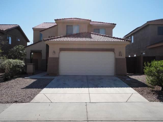 23831 W Jefferson Street, Buckeye, AZ 85396 (MLS #6005964) :: The Kenny Klaus Team