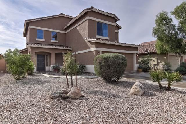 45077 W Alamendras Street, Maricopa, AZ 85139 (MLS #6005970) :: Revelation Real Estate