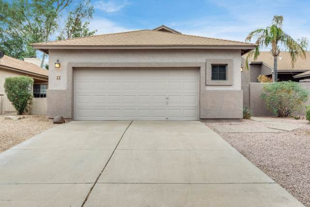 1704 S 39TH Street #22, Mesa, AZ 85206 (MLS #6005971) :: The AZ Performance PLUS+ Team