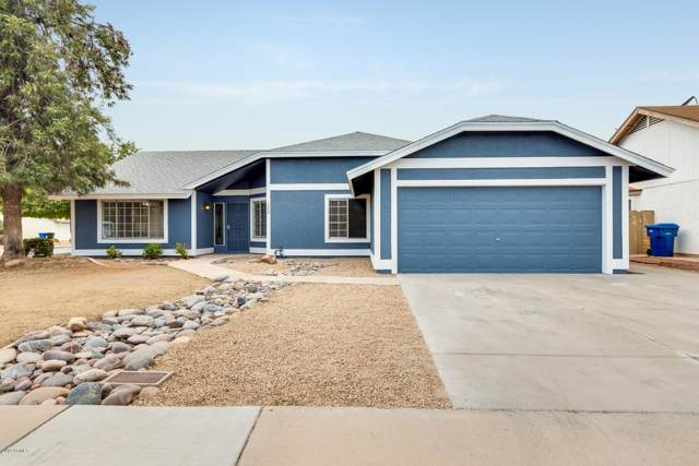 1608 N Fraser Drive, Mesa, AZ 85203 (MLS #6005974) :: The AZ Performance PLUS+ Team