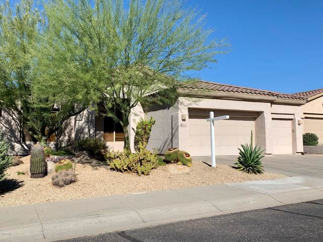 22558 N 76TH Place, Scottsdale, AZ 85255 (MLS #6005979) :: The Laughton Team