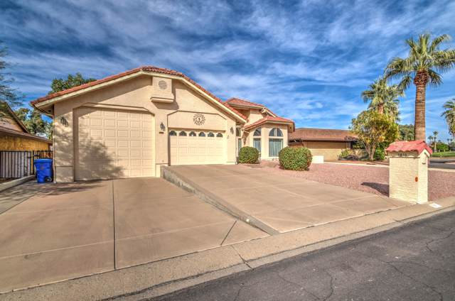 7410 E Edgewood Avenue, Mesa, AZ 85208 (MLS #6005981) :: The Daniel Montez Real Estate Group