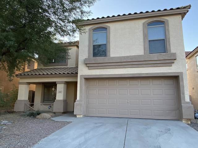 2441 W Silver Sage Lane, Phoenix, AZ 85085 (MLS #6005995) :: Devor Real Estate Associates