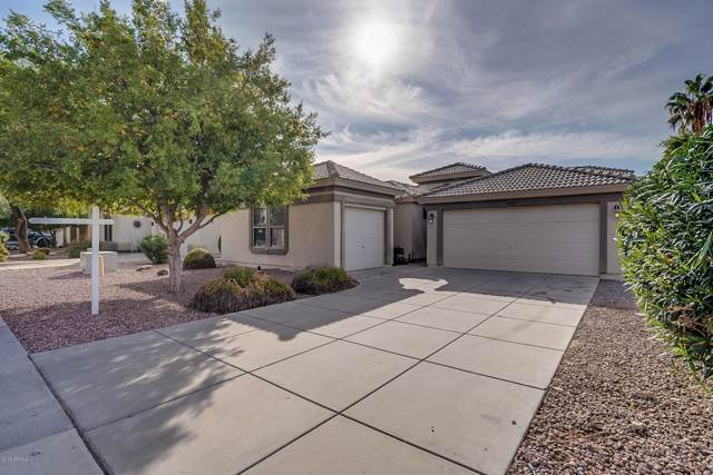 1445 E Morelos Street, Chandler, AZ 85225 (MLS #6005998) :: Arizona 1 Real Estate Team