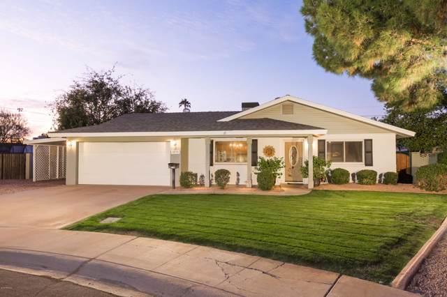 8532 E Mitchell Drive, Scottsdale, AZ 85251 (MLS #6006026) :: Devor Real Estate Associates