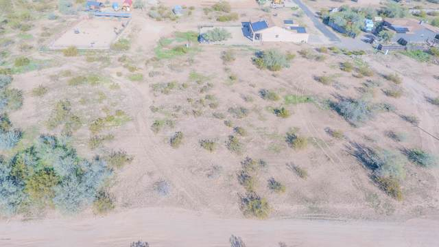 22482 W Myers Street, Wittmann, AZ 85361 (MLS #6006028) :: The Ramsey Team