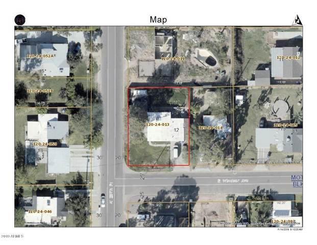 2801 N 29TH Place, Phoenix, AZ 85008 (MLS #6006045) :: The Daniel Montez Real Estate Group