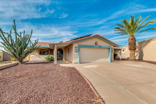 26424 S Hogan Drive, Sun Lakes, AZ 85248 (MLS #6006048) :: Brett Tanner Home Selling Team